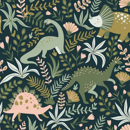 Kit Ferflex® Dinosaurus - papier peint Interchangeable - Edition Limitée