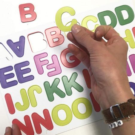 Alphabet magnétique pour enfant