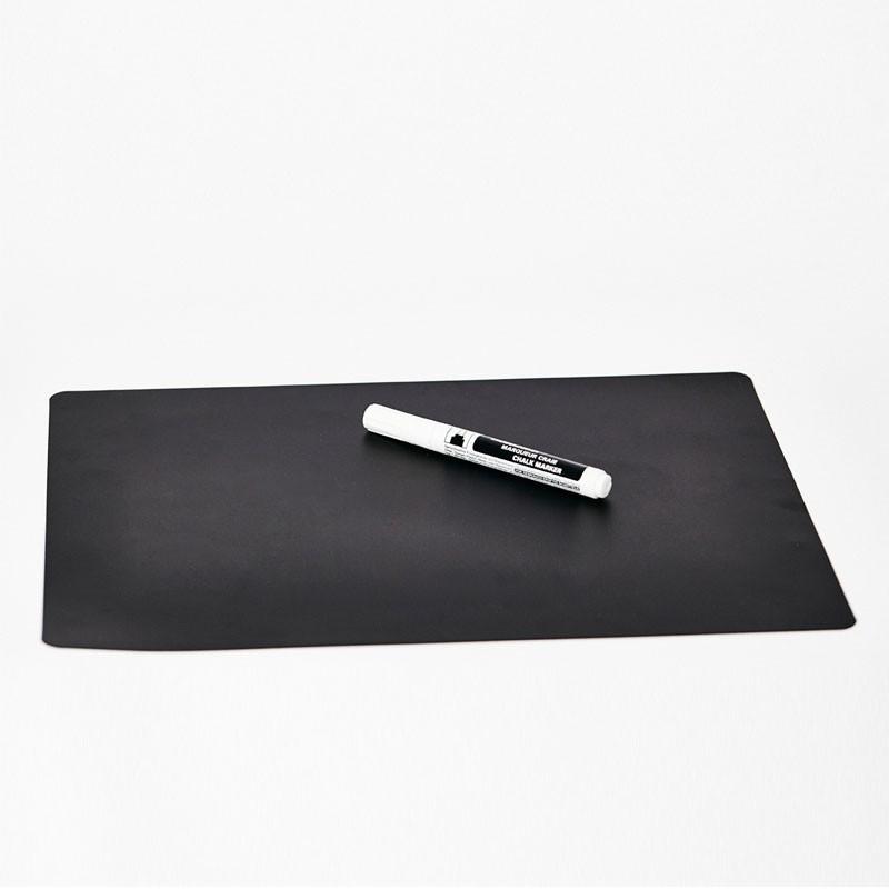 Mémo aimanté noir - 1 pièce - Format 60x90cm