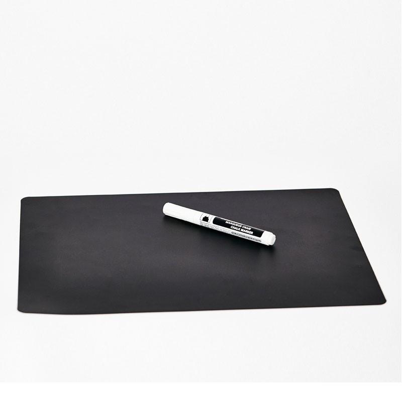 Mémo aimanté noir - 1 pièce - Format 20x29cm