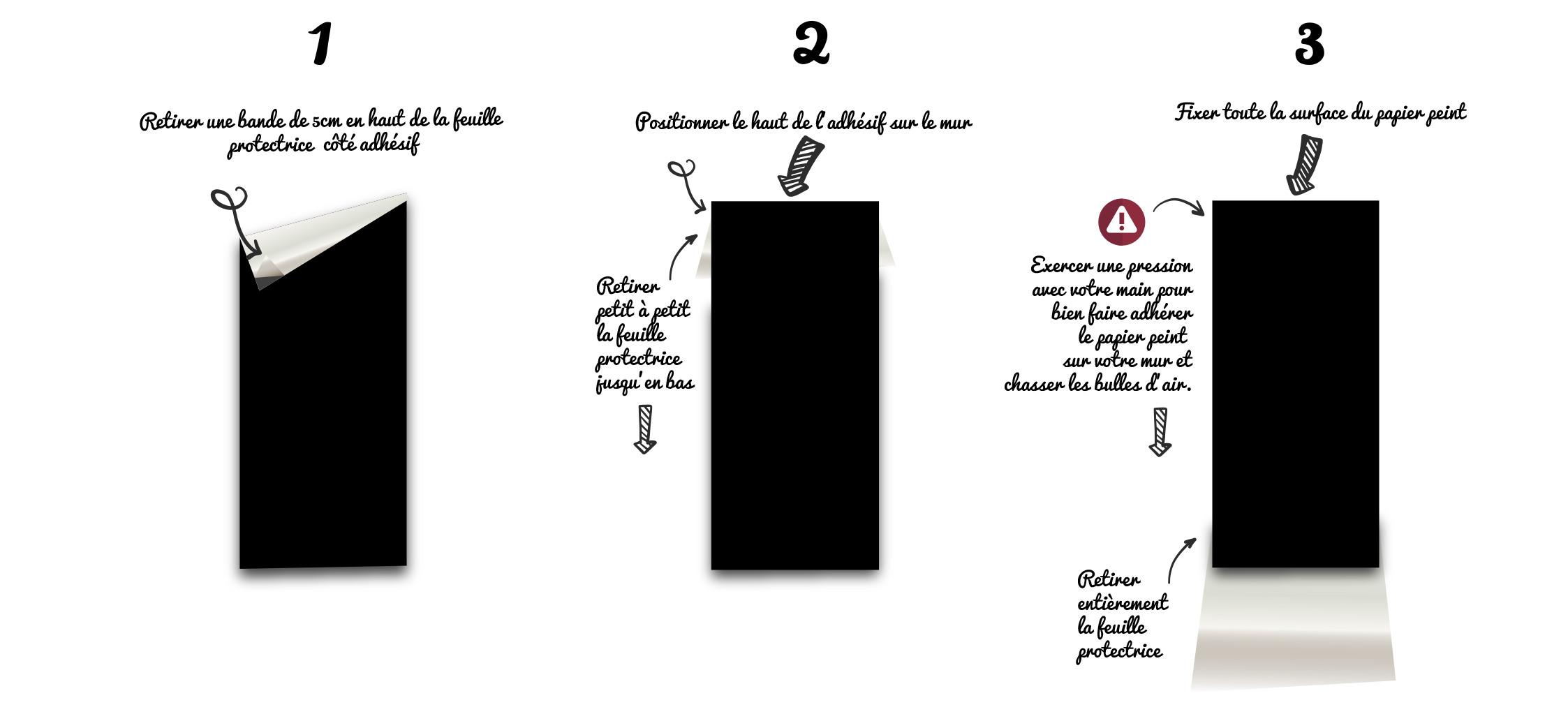Comment Poser Du Papier Peint Magnetique Ferflex