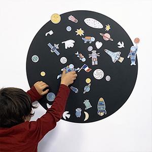 tableaux magnétiques muraux