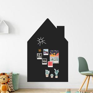 tableau magnétique en forme de maison