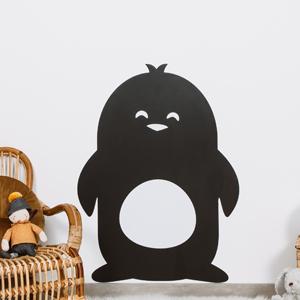 tableau magnétique en forme de pingouin